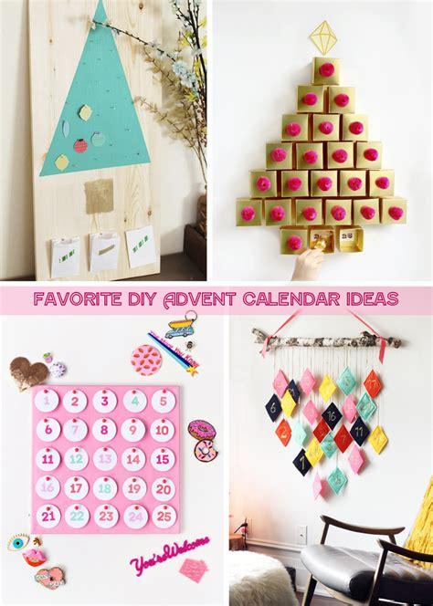 37 Advent Calendar Ideas by Day 37 Favorite Diy Advent Calendar Ideas