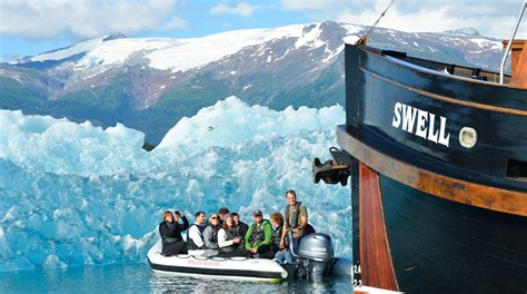 Best Small Boat Alaska Cruise by Alaska Small Ship Cruise By Classic Tugboat With Naturalists