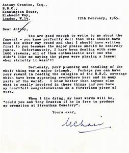 bbc archive remembering winston churchill letter With churchill letters