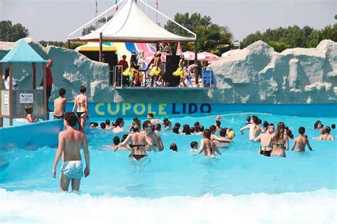 Parco Acquatico Le Cupole by Parco Acquatico Cupolelido Bimbo In Viaggio Sito