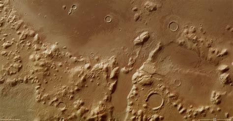 Mars Olympus Mons