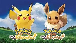 Pokmon Let39s Go Pikachu For Nintendo Switch Nintendo