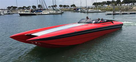 M41 Boat by Dcb Set To Deliver New M41 Widebody With Mercury Racing 1350s