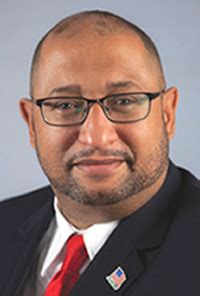district council  leadership henry garrido