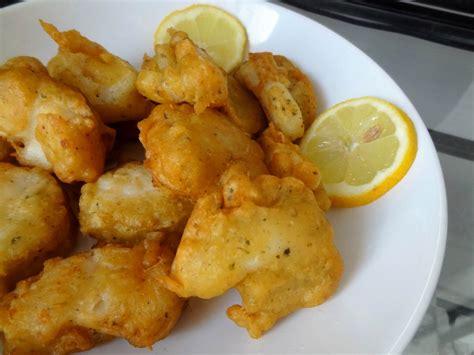 cuisine rapide sans four beignets de poisson ultra simple la tendresse en cuisine