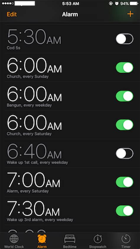 iphone alarm not working 6 tips to fix iphone alarm not working after ios 11 update