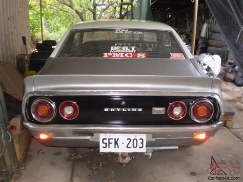Datsun 240k For Sale by 1975 C110 Skyline Gtx Replica Datsun 240k Coupe In