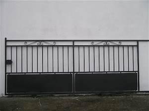 Portail 4m Pas Cher : ou trouver un portail coulissant de 4m50 5m pas trop ~ Dailycaller-alerts.com Idées de Décoration