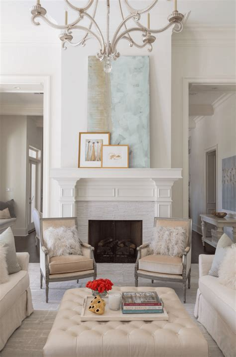 mantel decorating ideas   fireplace page
