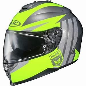HJC IS 17 Helmet Grapple