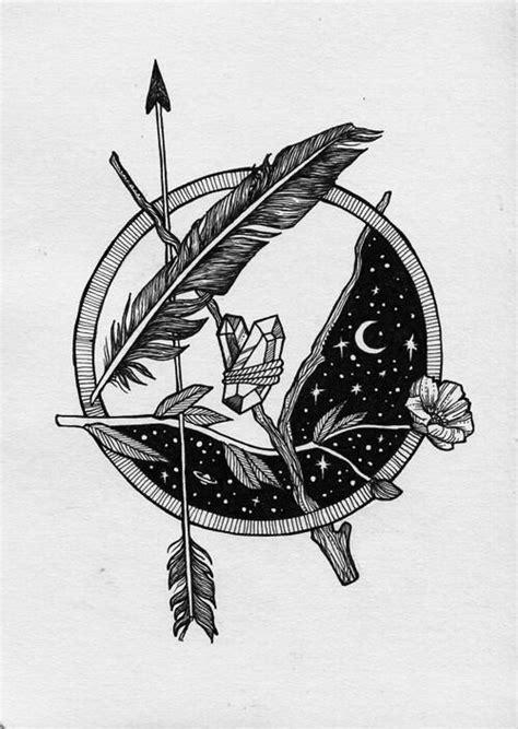 compass star tattoo | Tumblr | Tumblr drawings, Tattoos, Tattoo designs