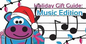Hypable Holiday Gift Guide Ideas for the music lover on