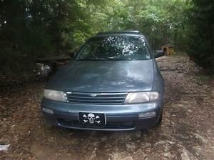 Sell Used 1994 Nissan Altima Gxe Sedan 4
