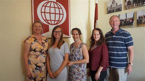 PBLA pārstāvji tiekas ar latviešiem no Dienvidāfrikas ...