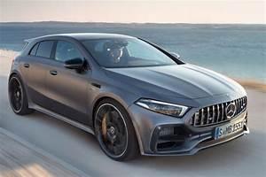 Video: Mercedes-AMG A40/A50 (2019) - autobild de