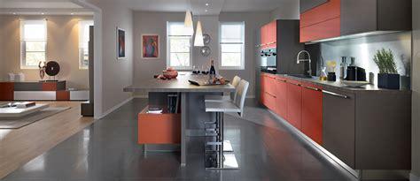 sejour et cuisine ouverte idee cuisine ouverte sur sejour cuisine en image