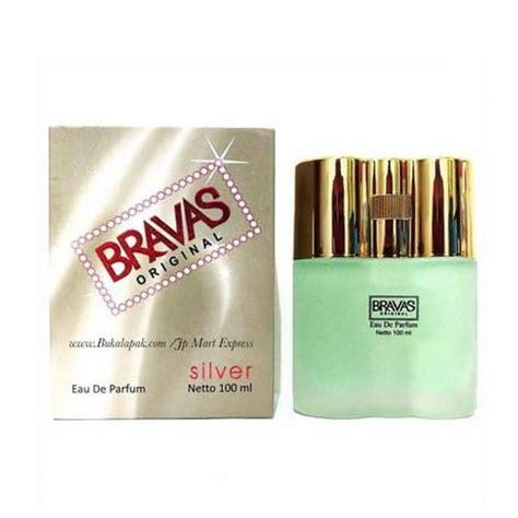 Harga Parfum Merk Bravas parfum bravas original silver pusaka dunia