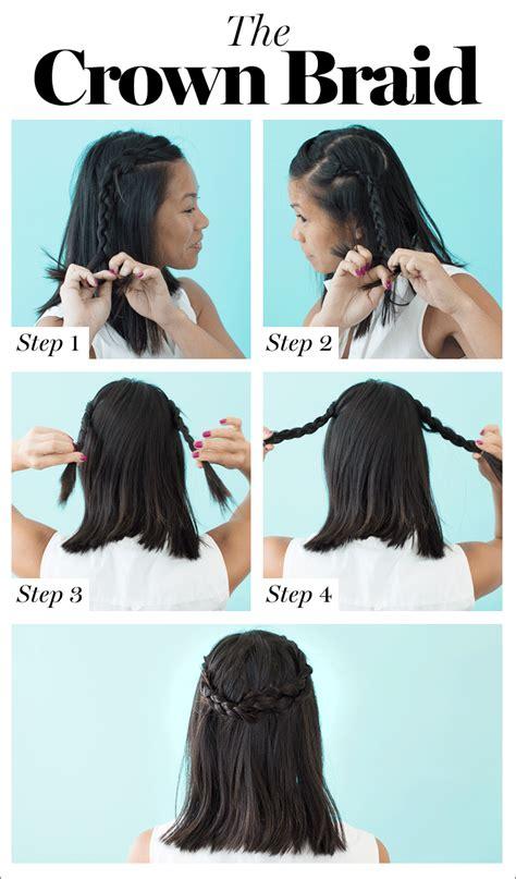 how to braid hair 8 cute diy hairstyles for every hair