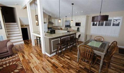 level kitchen tri level open kitchen remodel