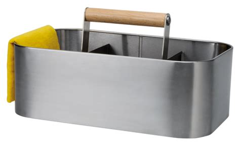 kitchen countertop organizer storage caddy universal expert 1011