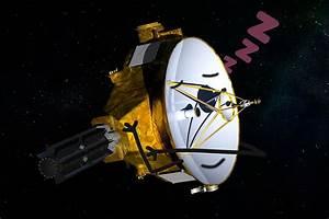NASA's New Horizons probe is taking a long nap as it ...