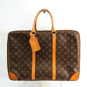 louis vuitton monogram sirius   mens boston bag monogram bf ebay