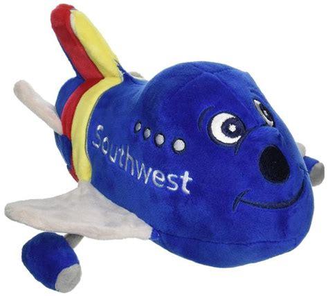The injured flight attendant was taken off the plane for medical evaluation. Southwest Airlines Lines Plush Airplane with Sound   The Flight Attendant Shop