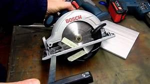 Bosch Gks 18v : bosch gks 18 v li und adapter f hrungsschine youtube ~ A.2002-acura-tl-radio.info Haus und Dekorationen