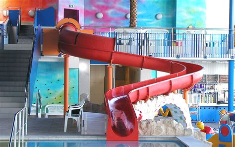 Kinderrutschen Von Aquarena  Für Die Kleinen Das Größte