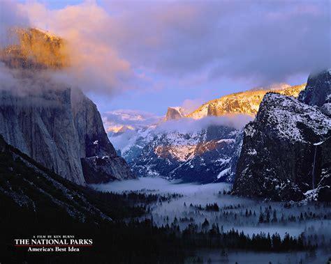 Hd American Best Idea Yosemite National Park Wallpapers