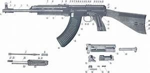 Cz 858 List Of Parts