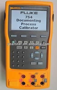 fluke 754 documenting process calibrator hart view fluke With fluke documenting process calibrator