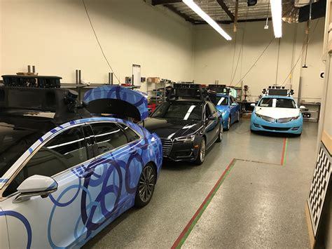 Lyft And Drive.ai Partner On Bay Area Self-driving Ride