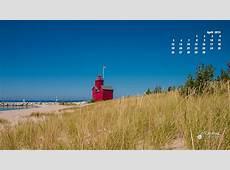 April 2015 Calendar Desktop Wallpaper – Holland Big Red