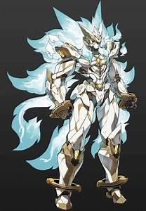 【PRWV-Afmachine armor God Sanki wolf | Character concept ...