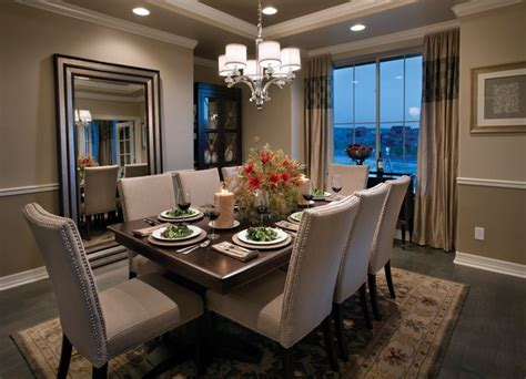 traditional dining room decoration ideas