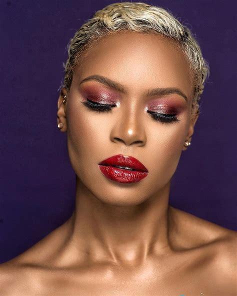 yeyes brides black bridal makeup artist london  afro