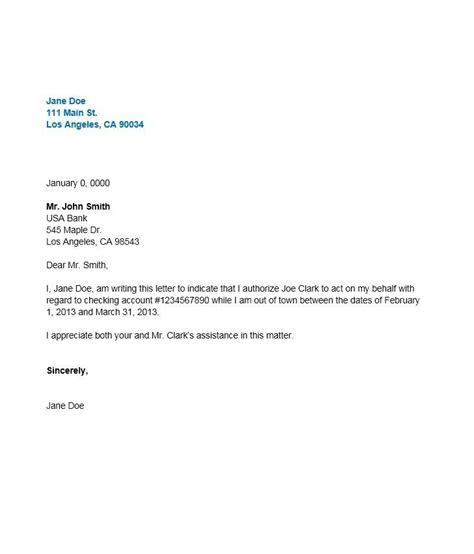 authorization letter  bank deposit beautiful