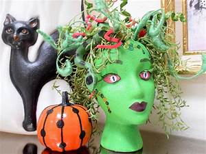Halloween Horticulture Decorations DIY