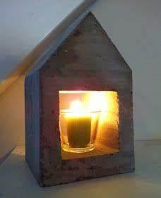 Haus Aus Beton : 1000 bilder zu beton auf pinterest kerzenhalter zement ~ Lizthompson.info Haus und Dekorationen