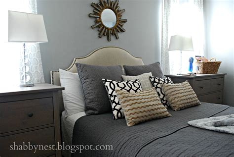 Using Dressers As Nightstands the shabby nest using dressers as nightstands