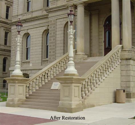metropolitan inc restoration michigan state capital