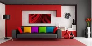 Colores del salón