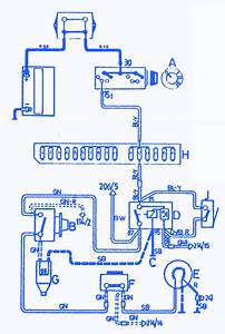 Volvo 240 1992 Relay Electrical Circuit Wiring Diagram