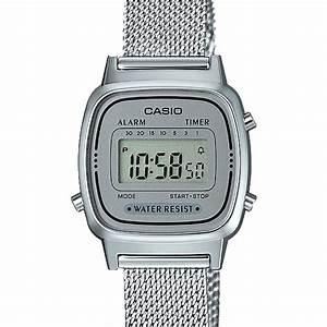 Montre Vintage Casio : montre la670wem 7ef casio ocarat ~ Maxctalentgroup.com Avis de Voitures