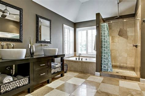 Contemporary Bathrooms : 25 Best Ideas For Creating A Contemporary Bathroom