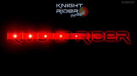 Knight Rider Kitt Light Bar Creepingthyme Info