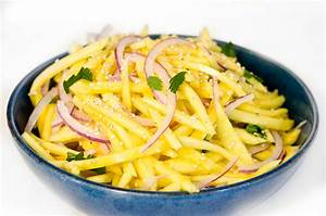 Vietnamese Green Mango Salad – Recipe | Herbivoracious ...