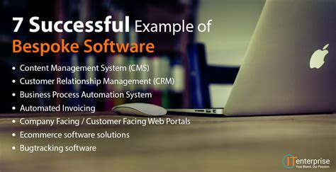 successful   bespoke software  enterprise