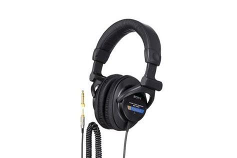Sony Mdr-7506 Professional Studio Headphones